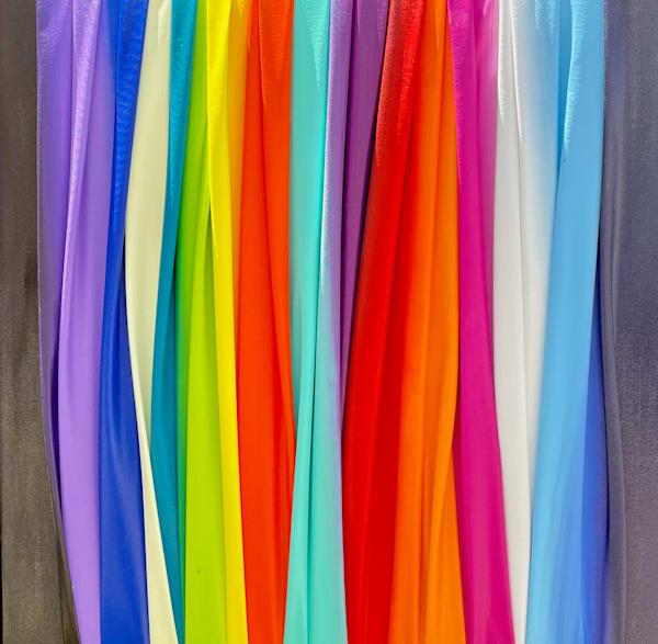 Ribbons In The Sky Art | Heitmann Art