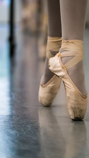 Pointe Shoes Photography Art | Cid Roberts Photography LLC