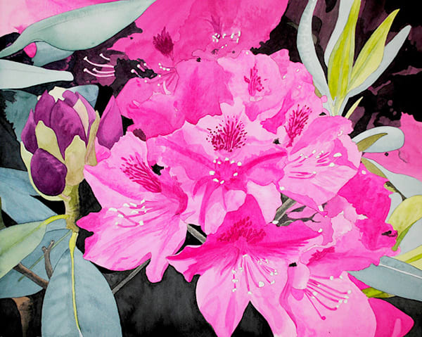 Rhododendron Art | East End Arts