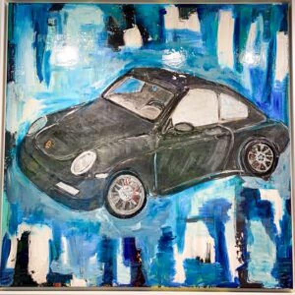 Krupa Porshe Art | STACIE KRUPA FINE ART - THE COLLECTION