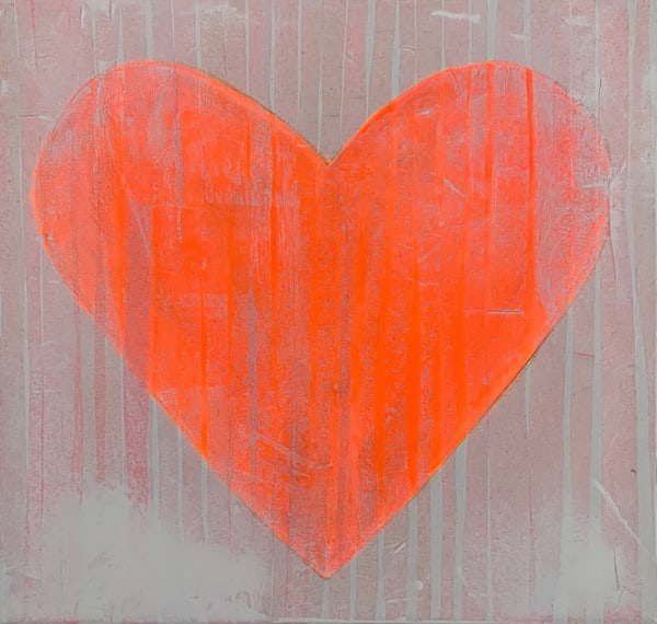 Neon Orange Art   RPAC Gallery