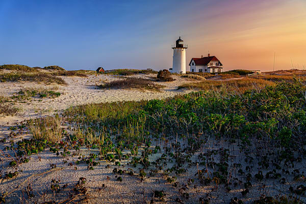 Sunset at Race Point | Shop Photography by Rick Berk