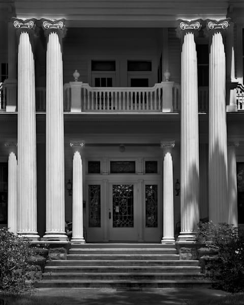 J. Ferdinand Mc Can House, 1908, Victoria, Texas  Photography Art | Rick Gardner Photography