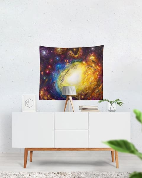 Rebirth Tapestry | Boundless Creations