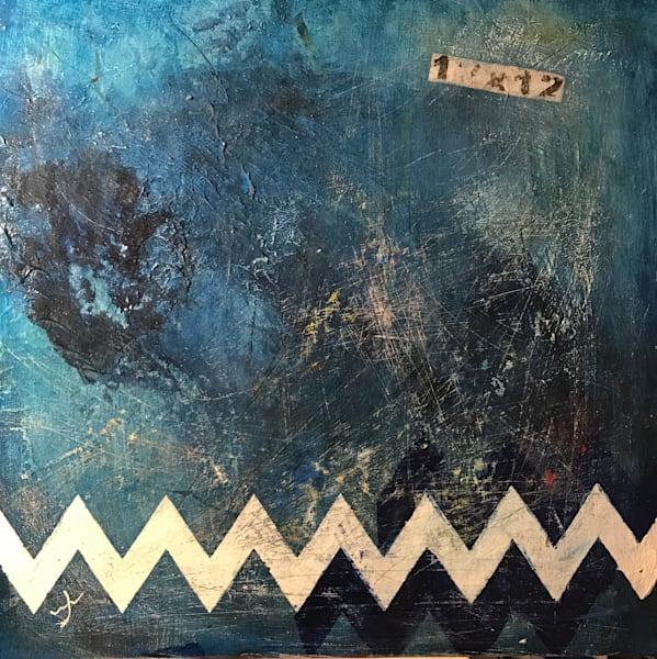 Square Foot #6 Art | Jerry Hardesty Studio