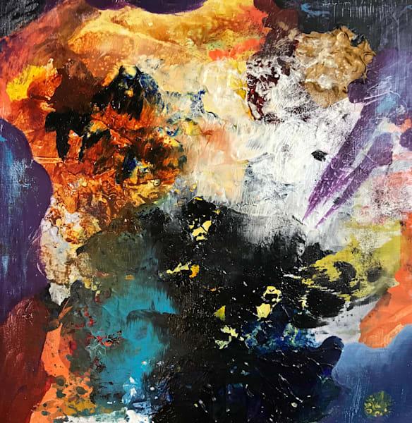 Square Foot #5 Art | Jerry Hardesty Studio