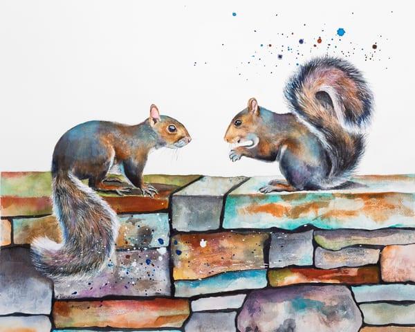 Small Talk  Art   Katherine Rodgers Fine Art