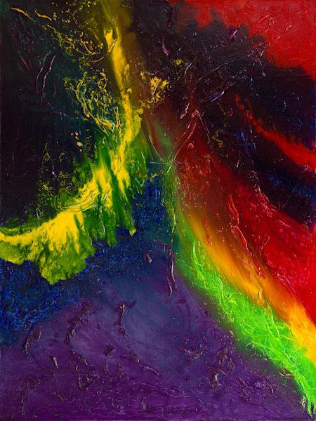 Rainbow Connection  L Art | Rhona LK Schonwald