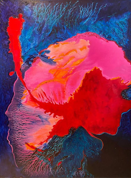 Thinking Of You Art | Rhona LK Schonwald