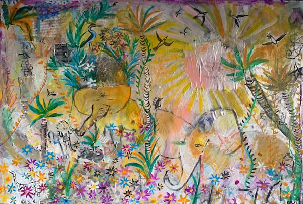 Elephant Dream Art | DuggArt