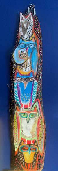 Totem Pole Art | DuggArt