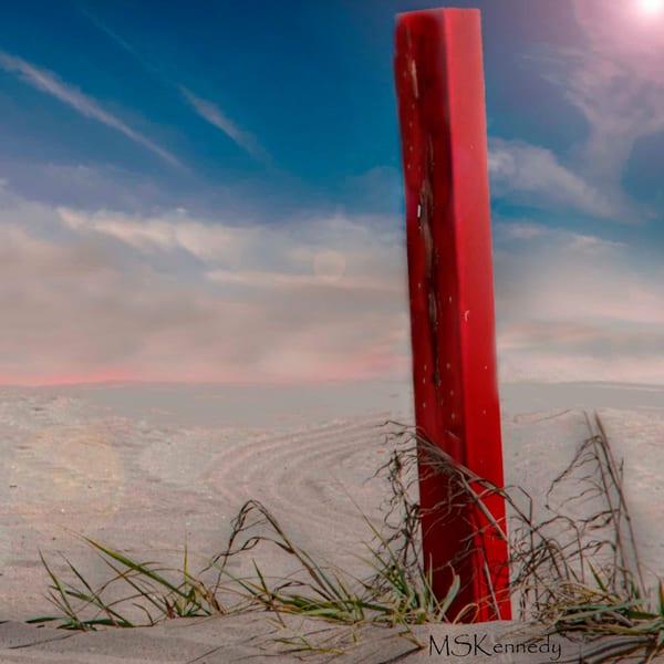 Red Post  Art | Cutlass Bay Productions, LLC