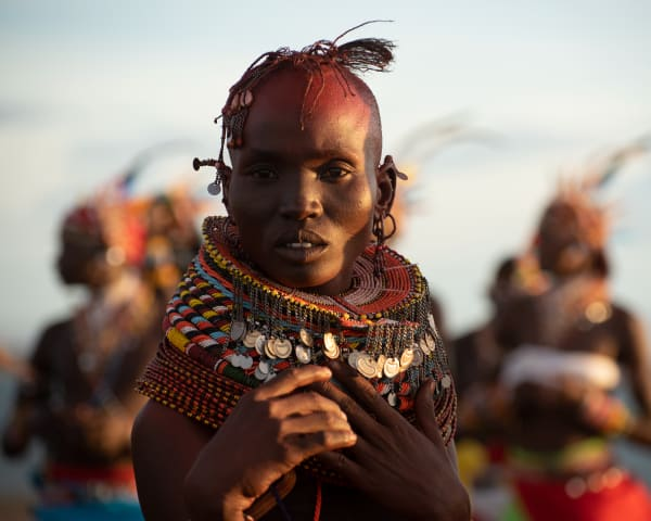 Turkana Timeless Photography Art | nancyney