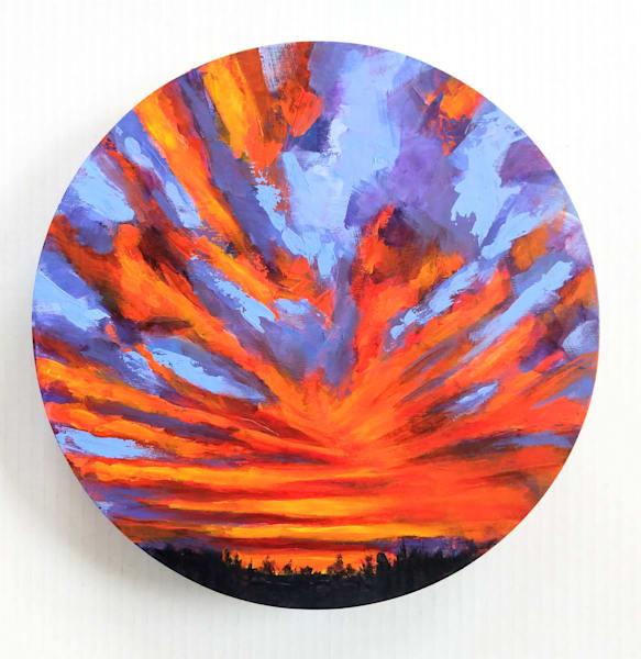 Fire It Up Art | Lesley McVicar Art