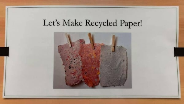 Kids Paper Making   Blissful Bonita Art Studio & Gallery