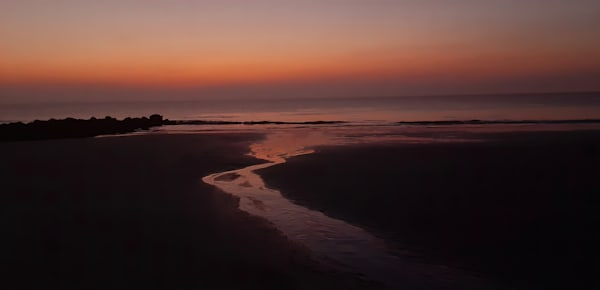 Atlantic Sunrise Puzzle Art | Joan Furlong | Vox Loci Studio