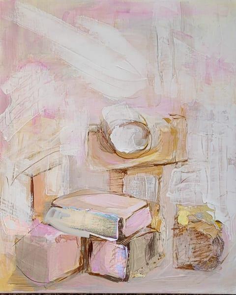 Quiet Contemplation Art   Carla Dreams