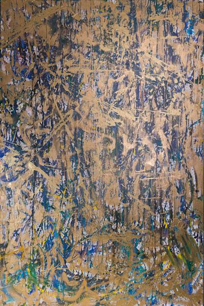 Stay Golden Art | Justin Hammer Art