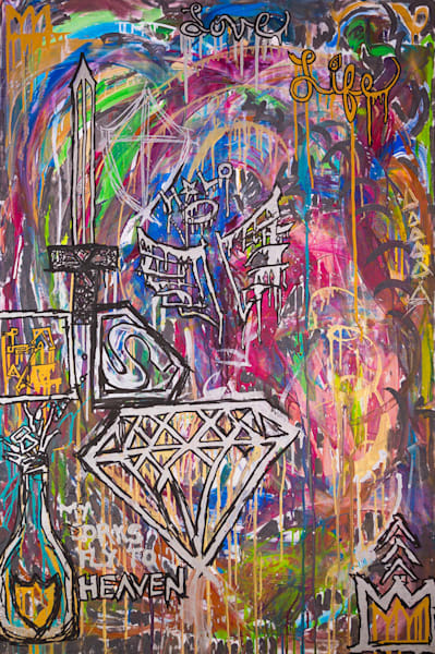 Manifest Art | Justin Hammer Art