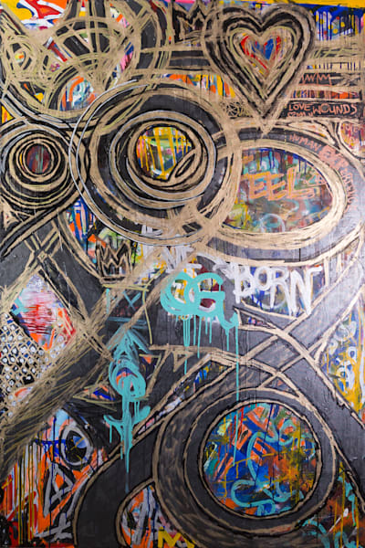 Life Cycles Art | Justin Hammer Art