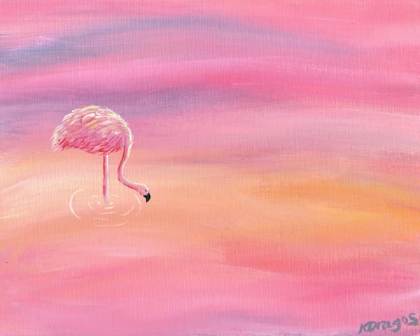 Pinky Art Prints