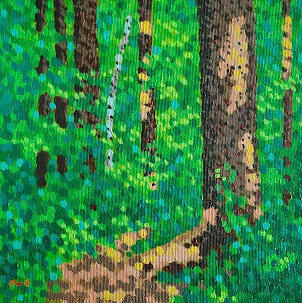 A Place To Feel Peaceful Art | Jim Pescott Art