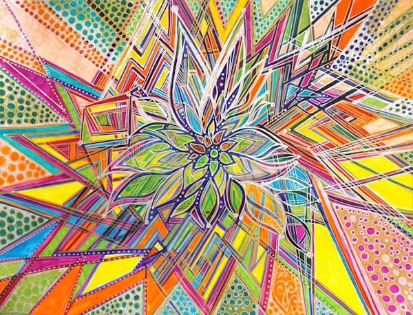 Fireworks Overhead! Art   Cynthia Christensen Art