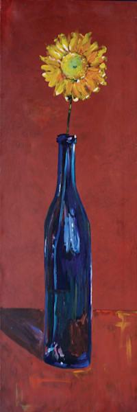 Gerbera Daisy 1 Art | jillalthousewood
