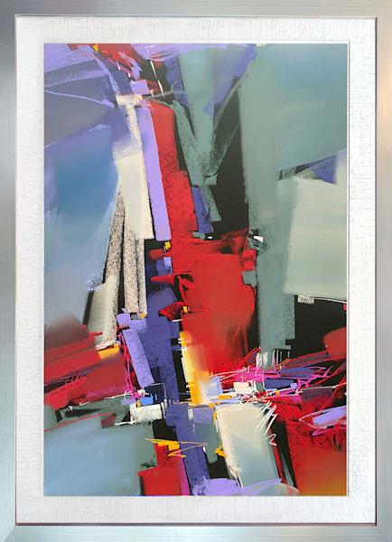Scarlet Toccata Art | Michael Mckee Gallery Inc.