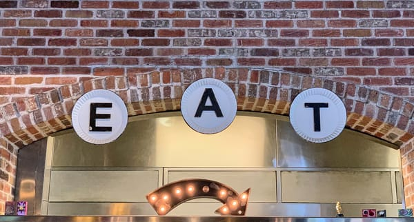 Standard Diner Photography Art | Kathleen Messmer Photography