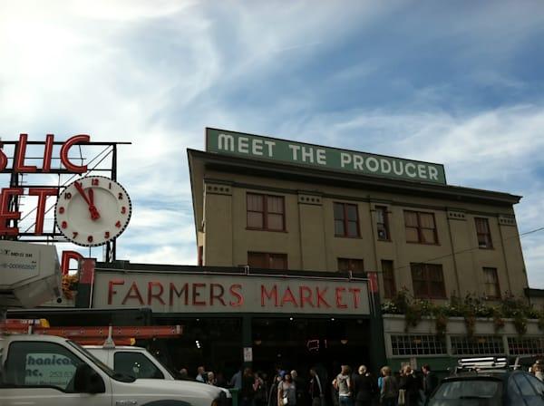 Public Market   Seattle Photography Art | Kathleen Messmer Photography