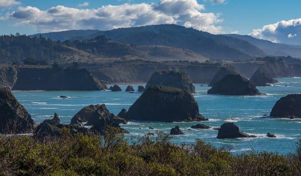 Coast Highway   Mendocino Photography Art | Kathleen Messmer Photography