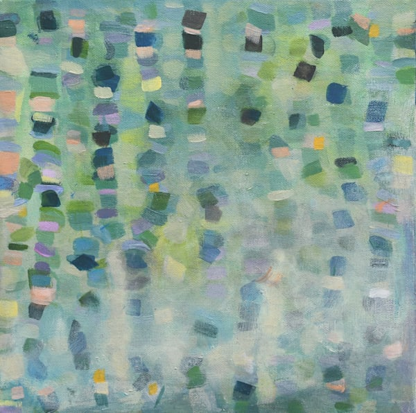 The Audience Collection: Spring, The Music Of Open Windows Art | All Together Art, Inc Jane Runyeon Works of Art