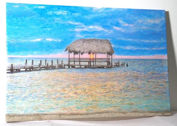Peekaboo Cabana Sunrise