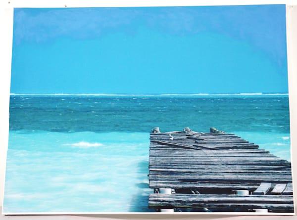 Private Pier Photography Art | ArtbyAEllis