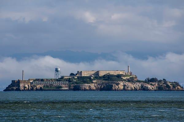 Alcatraz Island Photography Art | Kathleen Messmer Photography
