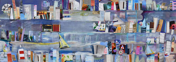 My Life On A Sailboat Art | All Together Art, Inc Jane Runyeon Works of Art