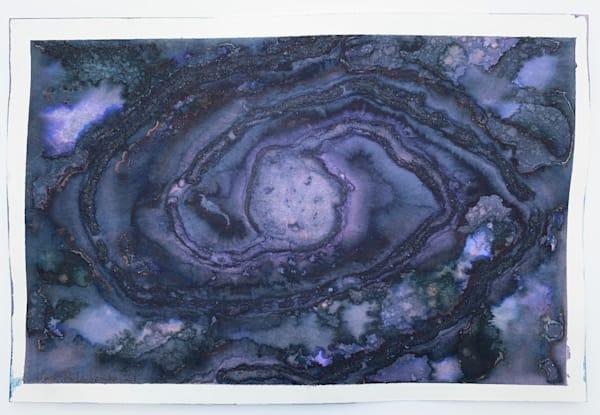 Galactic Eye Art | Alma Ruiz Velasco