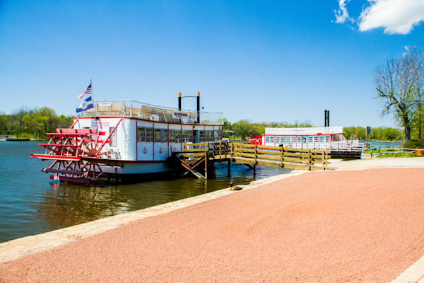 Fox River Queen St Charles Belle Photography Art | Lake LIfe Images