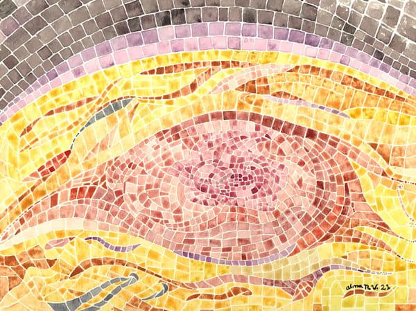 Jupiter Storm Art | Alma Ruiz Velasco