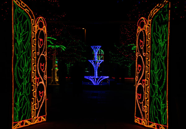 River Of Lights 2 Photography Art | Kathleen Messmer Photography