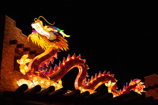 China Light Festival 3 Photography Art | Kathleen Messmer Photography