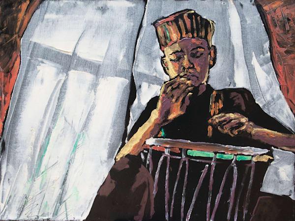 Rhythm I Art | jillalthousewood