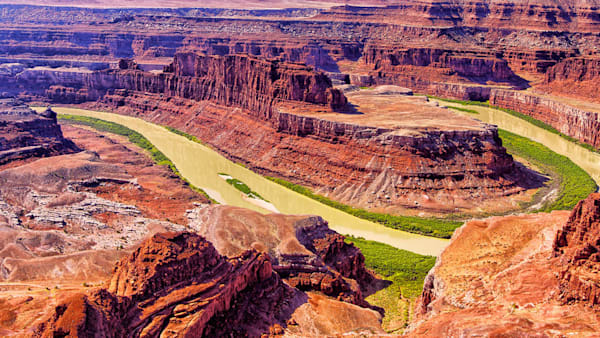"""""""Dead Horse Point Overlook"""" fine art photograph by Fred Neveu."""