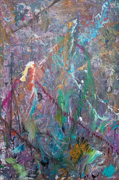 Kombucha Art   Justin Hammer Art