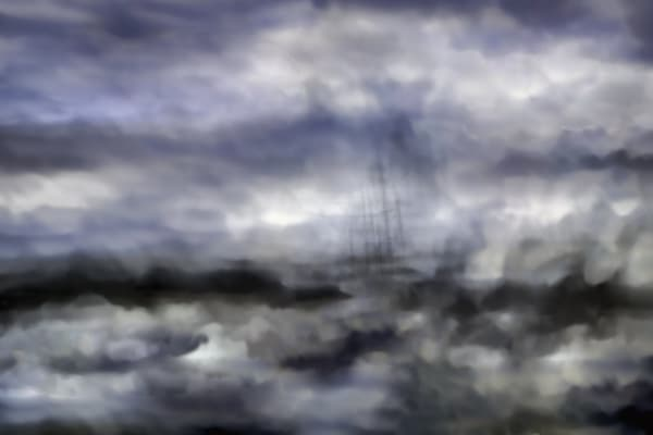 Garry Point Shipwreck Art | KJ's Studio
