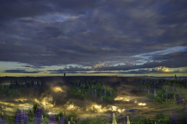Garry Point Sunset 1 Art | KJ's Studio
