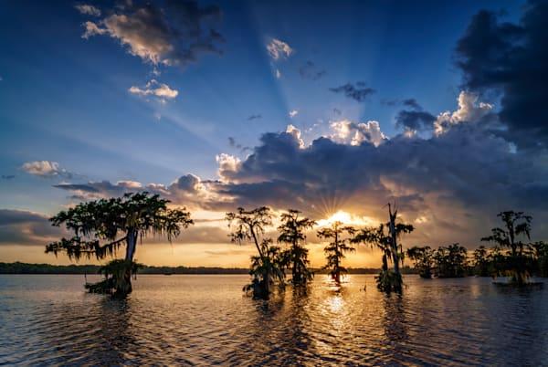 Sunset on Lake Martin | Shop Photography by Rick Berk
