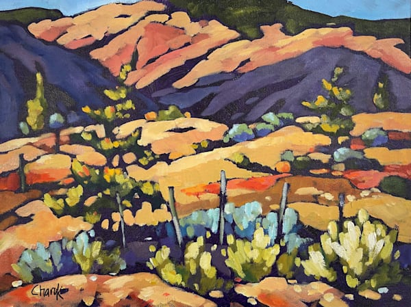 Along The Low Road Art | Jill Charuk Art