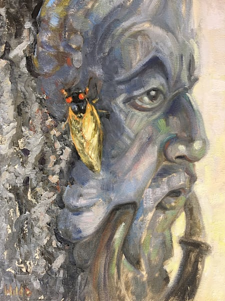 Cicada Songs Art | Mid-AtlanticArtists.com